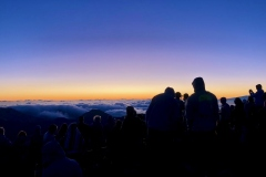 Haleakala (crowded spot - better leave ;))